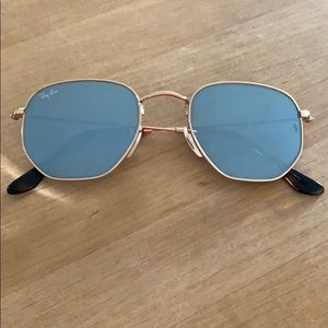 Ray-Ban Accessories - RAY-BANS Hexagonal Sunglasses